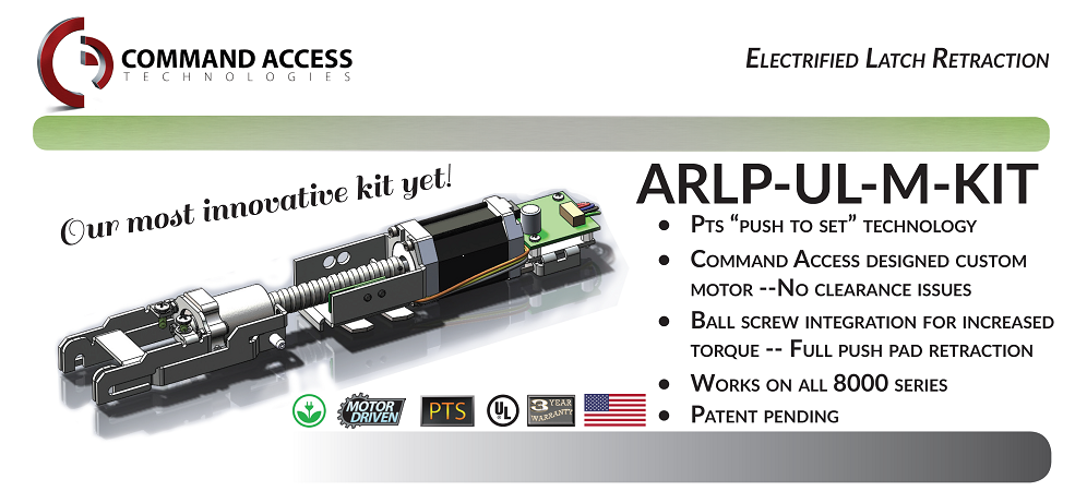 Command Access ARLP-UL-M-KIT
