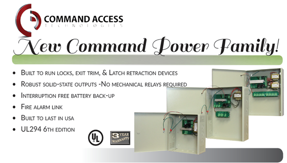 New Command Power Family